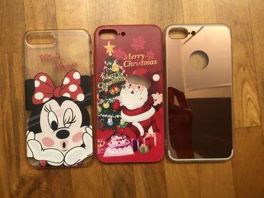 IPhone 8 Plus ucun case ( kabro ), sagdaki guzgulu hec isdenmeyib