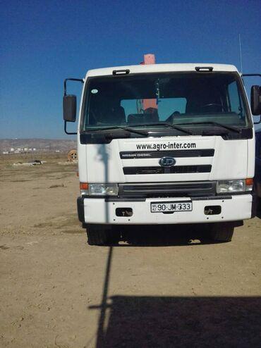 fitnes üçün yer almaq in Azərbaycan | TOPLAR: Nissan Diesel. Yaponiya istehsalı, manipulyatorlu yük maşını. Yük