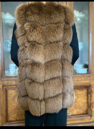 Личные вещи - Шопоков: Продаю меховую безрукавку натуралка. В отличном состоянии. Писец