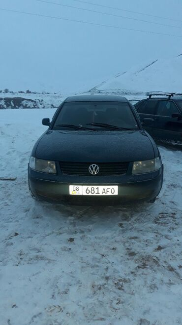 машина урал в Кыргызстан: Volkswagen Passat 2 л. 1999 | 20523 км