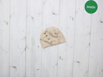 Детская легкая шапка   Высота: 12 см Ширина: 17 см Материал: 100% котт