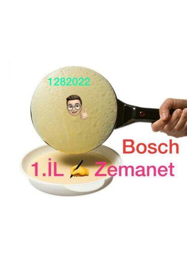 - Azərbaycan: Bosh blincik bisiren aparat 1 il zemanetli 28 azn