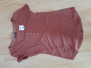 Majica-dug - Srbija: Tri majice za 400 din. - novoBordo majica s velicina - nova sa