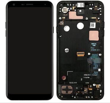 LG Q6 Ekranı