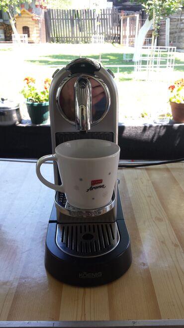 Kuhinjski aparati   Smederevska Palanka: Koenig CITIZ Mali, kompaktan, ispravan kafemat poznatog svetskog