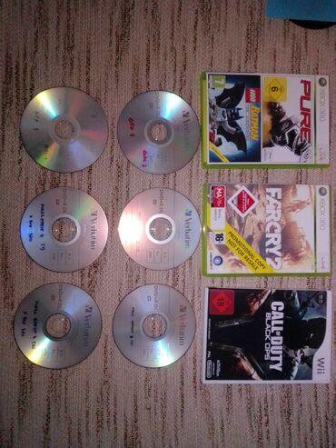 Batman - Srbija: XBOX igre 6 komada + poklonXBOX 360 igrePureLego BatmanFar Cry 2GTA