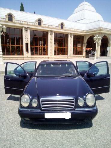 Mercedes-Benz - Gəncə: Mercedes-Benz E 230 2.3 l. 1997   370000 km