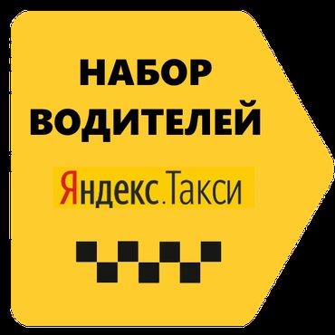 Работа в Яндекс такси в Бишкек. Набор водителей официальный партнер в Бишкек