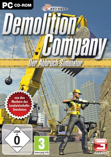 Pc igra demolition company simulator (2011)u ponudi imamo veliki - Beograd