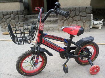 Спорт и хобби - Александровка: Продаю велосипед новый алюминиевый пару дней назад купил сыну для
