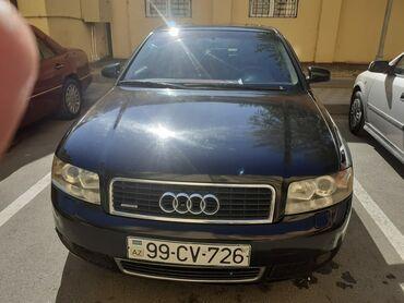 a4 - Azərbaycan: Audi A4 1.8 l. 2002 | 420000 km