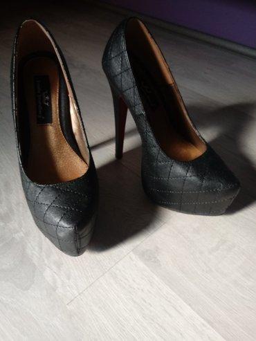 Cipele, broj 38, visina štikle 16 cm - Zrenjanin