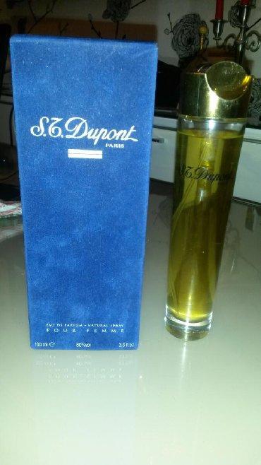 дезодорант женский в Кыргызстан: Духи женские Дюпонт 100 мл. Запах не мой