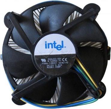 Кулер Intel D34223-001 4-pin, LGA775 Б/у в Бишкек