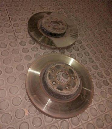 porsche panamera turbo в Кыргызстан: Передние тормозные диски Subaru legacy BL5 2.0 turbo