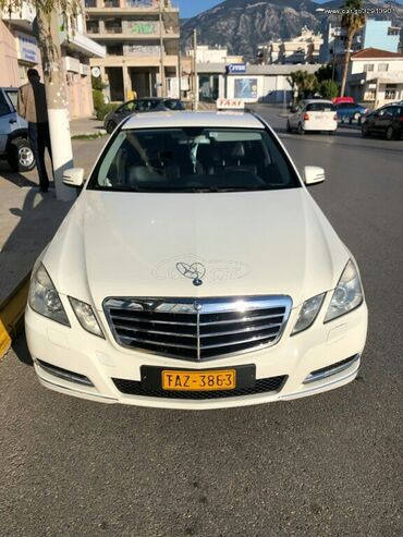 Μεταχειρισμένα Αυτοκίνητα - Ελλαδα: Mercedes-Benz E 200 2 l. 2011   670000 km
