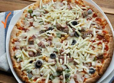 Работа - Кара-Суу: Замороженные пицца 1 шт 150 с даяр бышканы 1 шт 170 с заказ аламын Ош