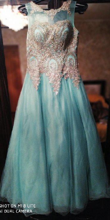 Продаю вечернее платье . Надевала в Бишкек
