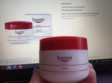 Jakna koza - Srbija: Eucerin ph5 krema za osetljivu kozuKrema za lice I telo koja aktivira