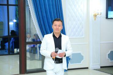 Тамада Жолдош Жумакадыров сиздин тоюнузда кызматта.Уй той кафе комуз