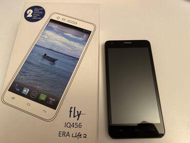 Fly - Azərbaycan: Fly Life 2 Telefon ela veziyyetdedirxanım işlədib,4yaddaş 512ram