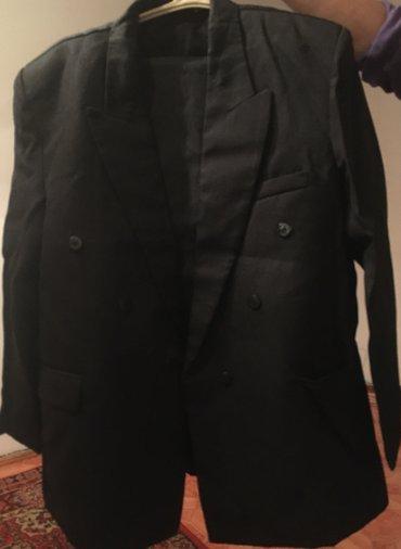 Мужской костюм троечка 3 в 1 👌абсолютно новый🤩👍50-52 размер в Бишкек