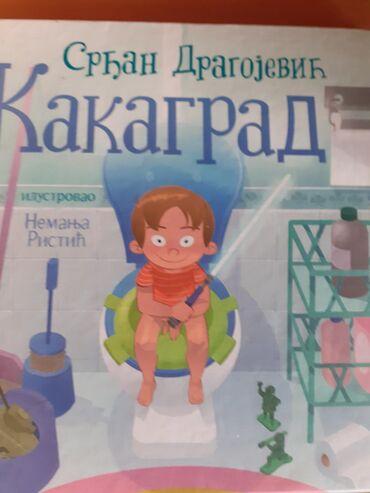 Knjige, časopisi, CD i DVD | Leskovac: Knjiga - slikovnica vrlo poucna i pomaze deci za odvikavanje od noše