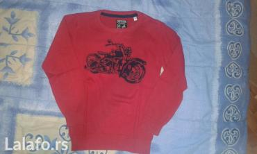 Bluzica za decake crvene boje; br. 122; marke c&a; duzina bluzice - Smederevo