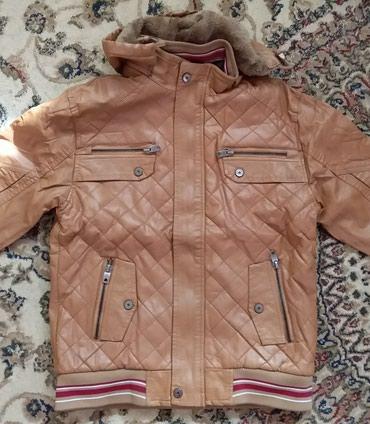 Кож.куртки на 5-8 лет в Бишкек