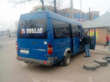 мерседес бенц спринтер тди г.в1998 29обём продаю  в Бишкек