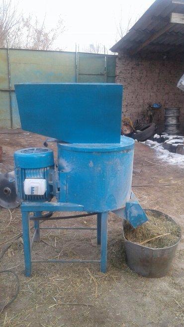 дробилка 2/1 сенорезка. зерно дробилка+ початки кукурузы5. 5квт 3000о в Беловодское