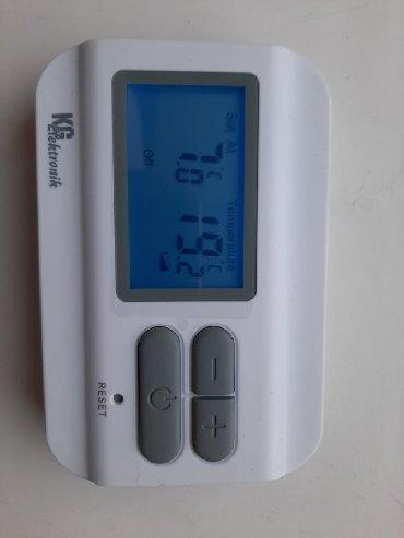 Электроника - Пригородное: Продаю комнатный термореле для отопления и кондиционера