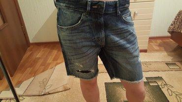 Новые джинсовые шорты, привоз О.А.Э, с в Бишкек