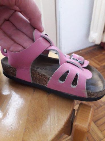 Sandale za devojcice,br.29 Grubinove.Koriscene ali bez ostecenja. - Belgrade