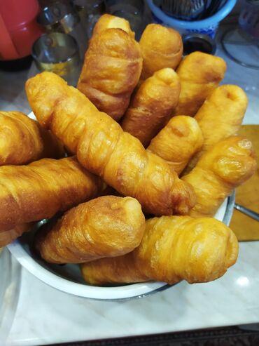 жрт тест в Кыргызстан: Сосиски в тесте, пирожки