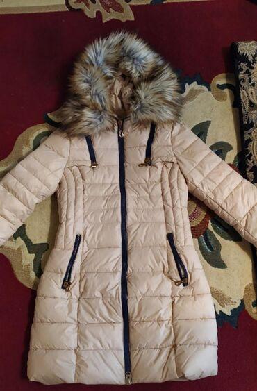Личные вещи - Ош: Куртка зиняяразмер Мсост НОВЫЙцена 1200