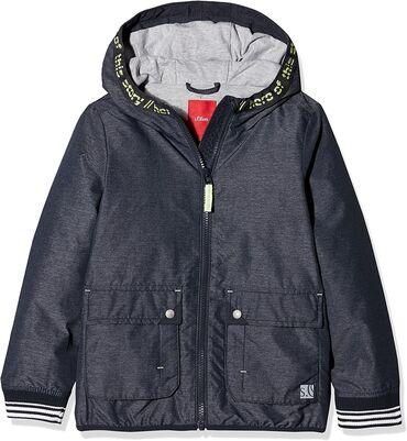 Детская куртка S'Oliver.  Куплена в европе, носили месяц весной, сейча