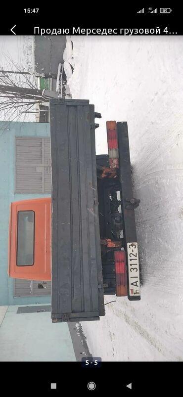 Продаю грузовой мерседес 410. 1992 год объем 2,9 спарка двух скатный