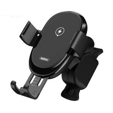 Drzac za mobilni telefon REMAX RM-C39 Wi-Fi Fast crni  Držač za mobiln