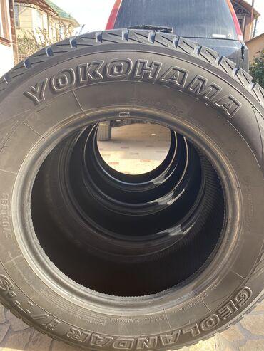Продаю комплект зимней резины Yokohama 265/65/17 в отличном состоянии