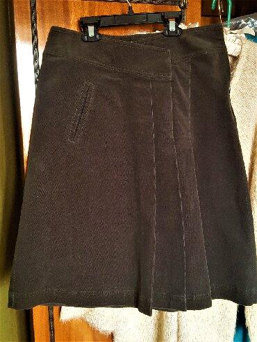 длинную юбку в Кыргызстан: Продаю новую юбку отличного качества, ткань - мелкий вельвет со