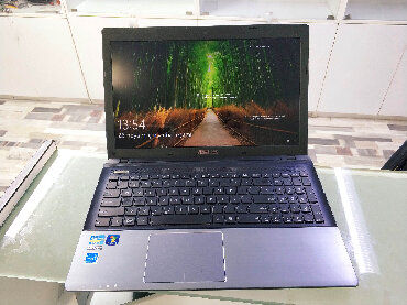 asus computers - Azərbaycan: Asus K55AIntel Core i5 2450M 2.5GHz UP 3.1GHz RAM 6GB DDR3 HDD 750GB