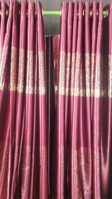 элевит 2 триместр цена бишкек в Кыргызстан: Продаю новые шторы длина 5метров, высота 2.5метров с запасом
