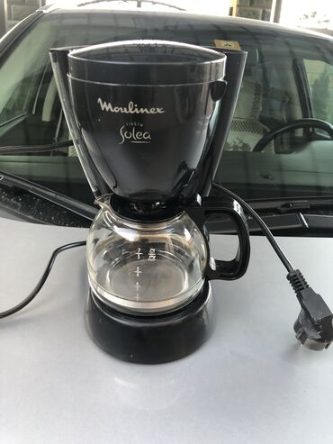 risovarka moulinex в Кыргызстан: Продаю б/у кофеварку Moulinex не дорого, практически не пользовались