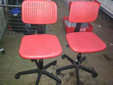 Кресло кассира! есть всё для магазина, цена на один шведский  в Бишкек