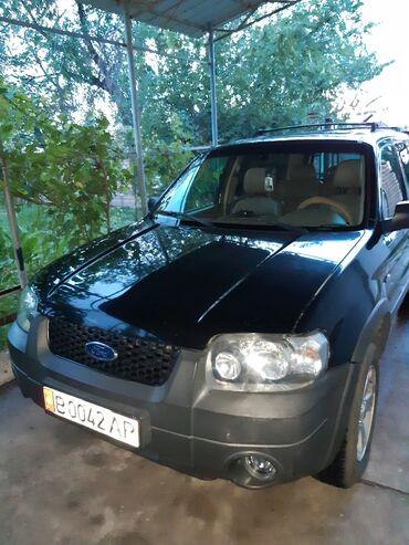 черный ford в Кыргызстан: Ford Maverick 2.3 л. 2005