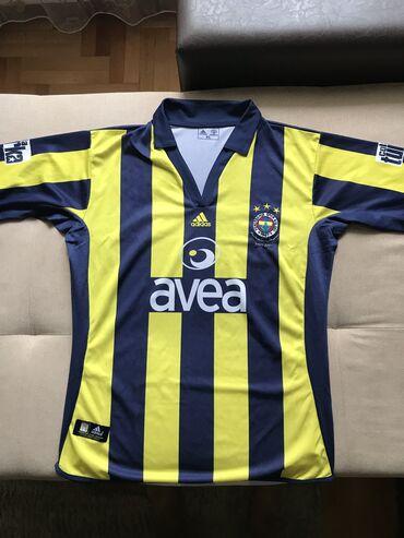 Sport i rekreacija | Srbija: Dres Fenerbahce, kupljen u fenerovom shopu u turskoj, adidas, u