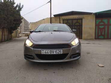 boz rəngli kişi gödəkçəsi - Azərbaycan: Dodge Dart 1.4 l. 2013   213000 km