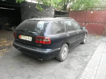 lada priora универсал в Бишкек: Volvo V40 1997