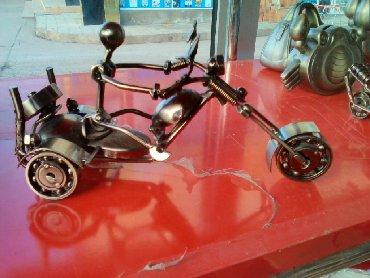 zapchasti dlya kamaza в Азербайджан: Jelezniy motocikl, dlya kollekciyi
